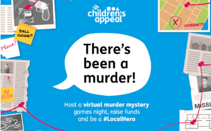 There's Been a Murder: Virtual Murder Mystery