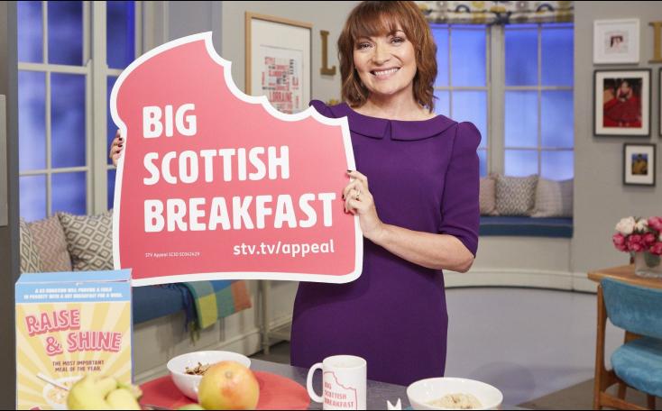 Big Scottish Breakfast