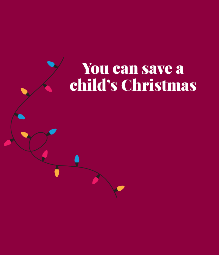 save a child's christmas