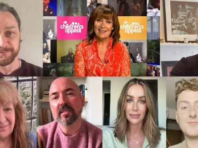 Celebrities lend their support to STV Children's Appeal